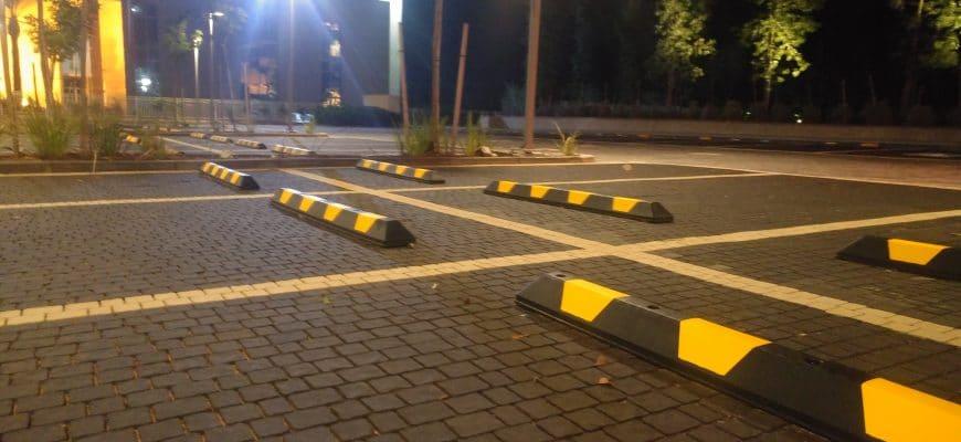 כמה שאלות (ותשובות) על מעצור חניה לרכב