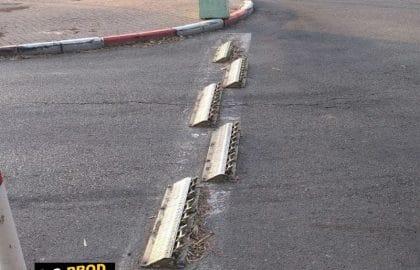 הוראות התקנה למחסום דוקרנים